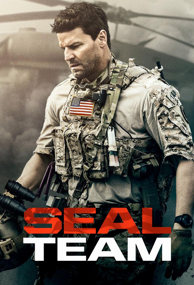 SEAL Team - 1ª Temporada Completa