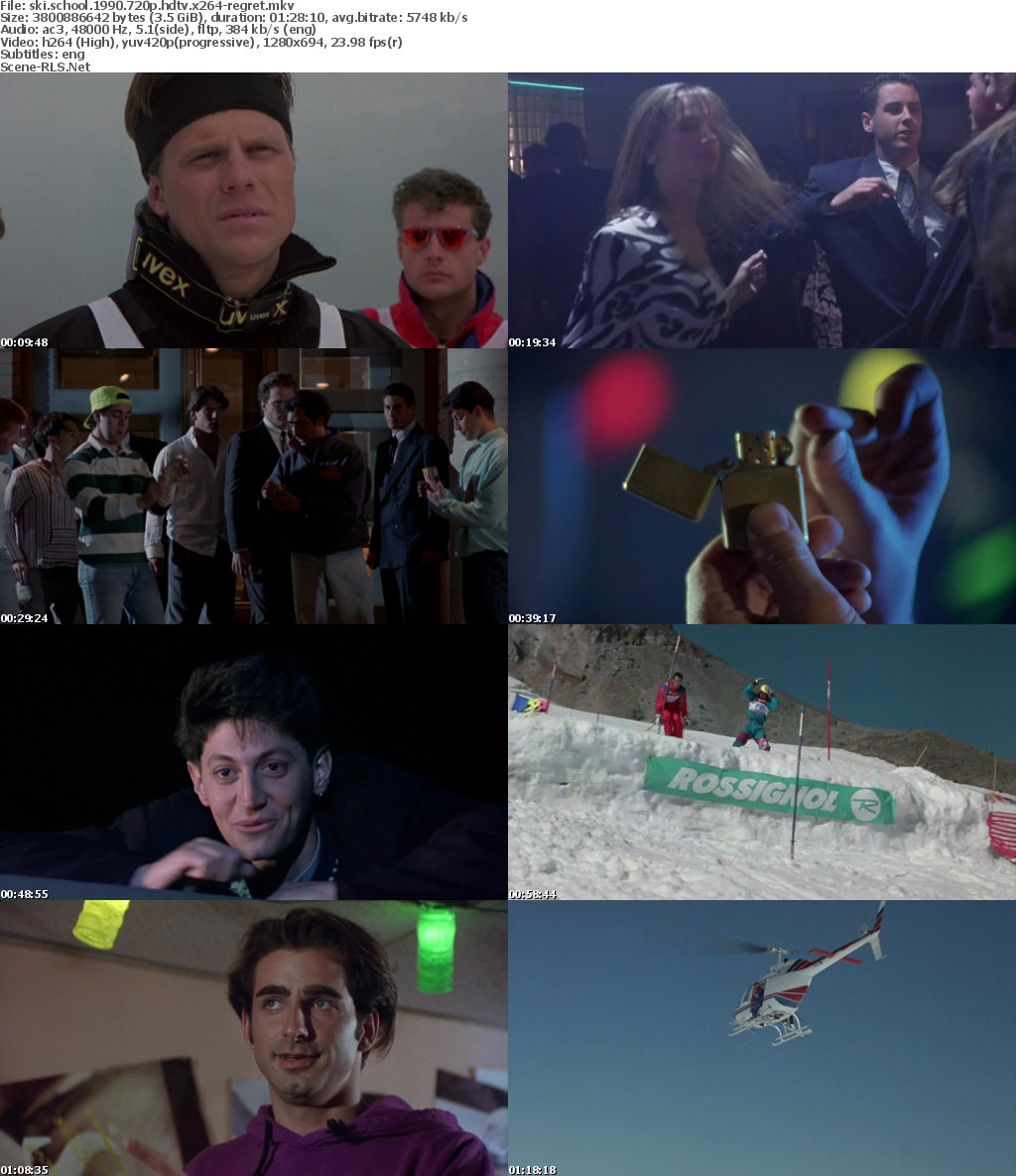 Watch Ski School (1990) Online Free Full Movie HD 123Movies