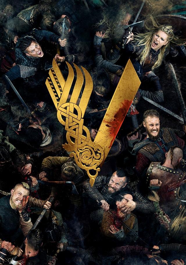 Download – Vikings 5ª Temporada Completa