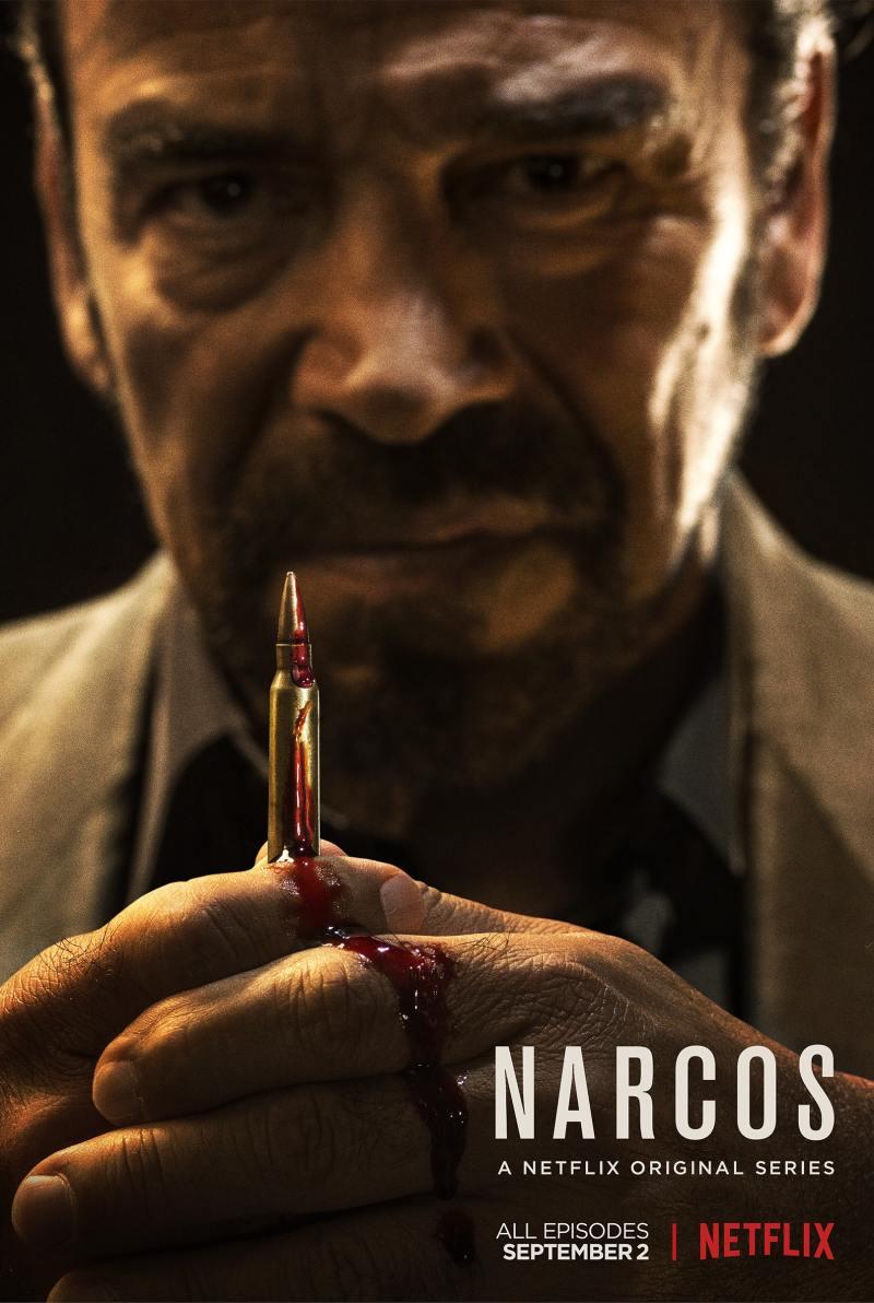 Narcos: 3ª Temporada Completa Dublado WEBRip 720p 1080p
