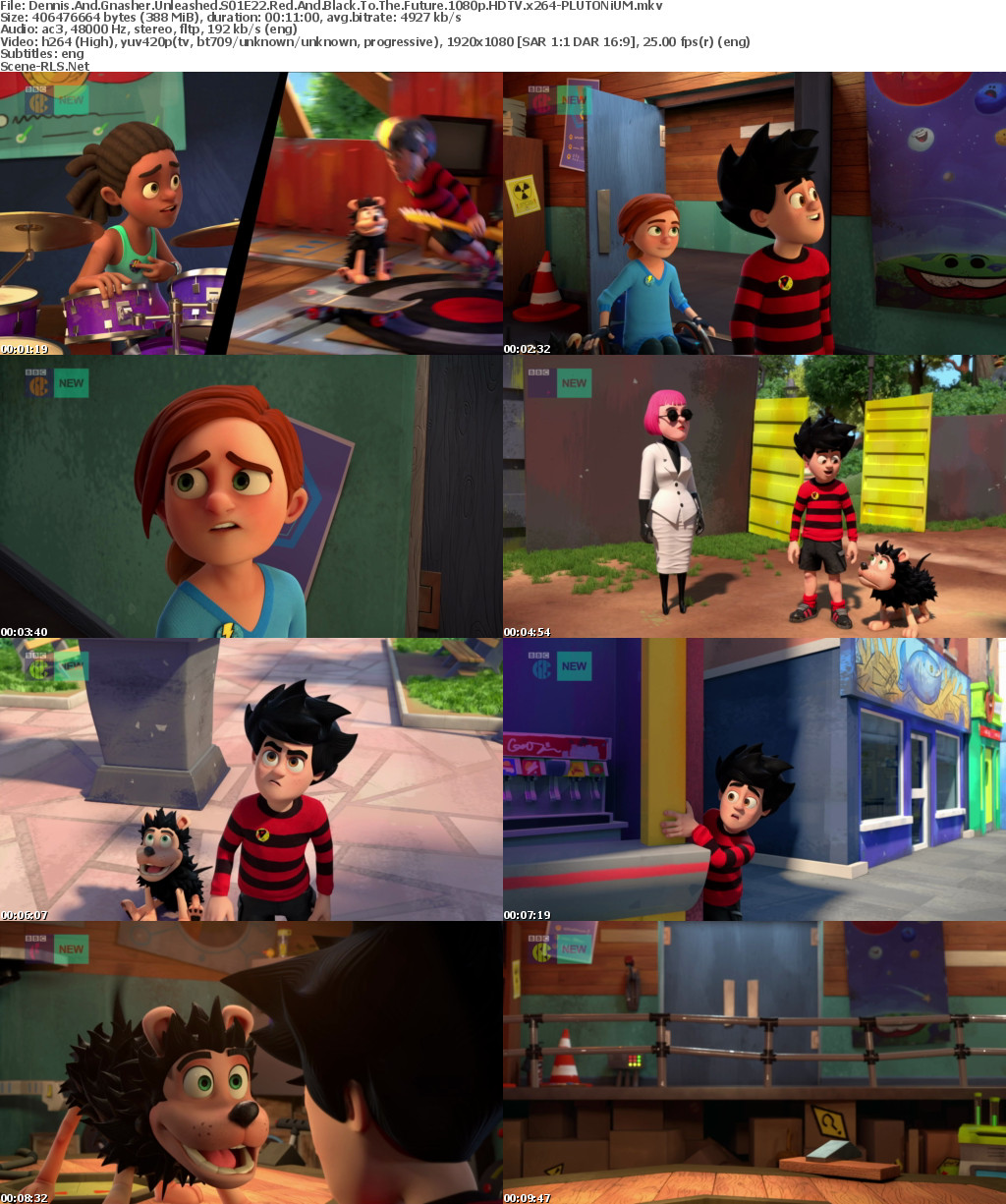 Dennis and Gnasher Unleashed S01E22 HDTV x264-CREED - Scene