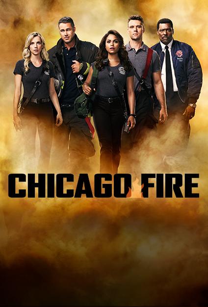 Chicago Fire – 6ª Temporada Completa WEB-DL 1080p — Dual Áudio